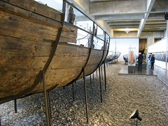 Untitled photo (Paulpnd) Tags: roskilde viking longboat denmark