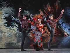 Maureya Lebowitz, with Feargus Campbell and Kit Holder (DanceTabs) Tags: dance ballet brb birminghamroyalballet hippodrome dancing dancers