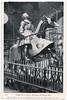 Tower of London - Armour of Henry VIII (pepandtim) Tags: postcard old early nostalgia nostalgic tower london armour henry viii gale polden amen corner 25tla43