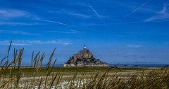 Mont Saint Michel. (Envy Photographic) Tags: france normandy mont st michel monastery history ancient archietecture landscape sky