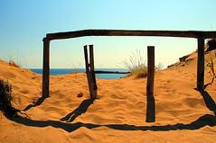 sabbia (Lillux1971) Tags: spiaggia beach controluce backlight salento puglia sabbia lillo1971 mare sea