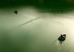_DSC7614 (Giuseppe Cocchieri) Tags: lake lago water acqua boat barca light luce fishing pescare allaperto colore colori colour nikon nikkor