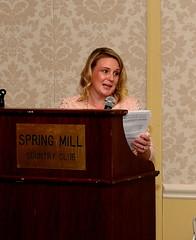 College Settlement Board President Christine Kelly Jenkins