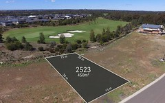 LOT 2523 Salvador Circuit, Colebee NSW