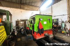 Schöma C Diesel Locomotive (My Art Photography) Tags: gondang baru sugar mill klaten central java indonesia locomotive schoma
