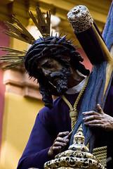 Gran Poder ([ ybam]) Tags: gran poder señor sevilla hermandad cofrade cofradia madruga viernes santo juan mesa semana santa