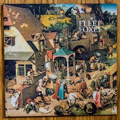 new vinyl (jojoannabanana) Tags: 3662016 fleetfoxes folk music lp squareformat square sungiant vinyl