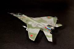 MiG-29A Fulcrum (Mu Radd) Tags: fulcrum mig trumpeter 172