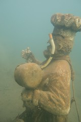 Luigi (habi) Tags: diving hausriff renzo thunersee