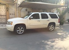 Chevrolet - Avalanche LTZ - 2008  (saudi-top-cars) Tags: