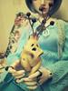 IMG_8874+ (Umka K - Reki) Tags: beyours primula bjd primulamalacoides mandrake авторскаяигрушка byfits