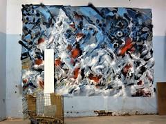 Eyes-B / Bruxelles - 30 nov 2016 (Ferdinand 'Ferre' Feys) Tags: bxl brussels bruxelles brussel belgium belgique belgië streetart artdelarue graffitiart graffiti graff urbanart urbanarte arteurbano eyesb