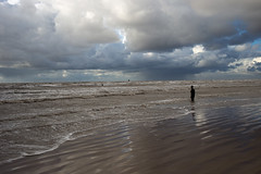 Anthony Gormley's Another Place (ProSession) Tags: crosbybeach anthonygormley merseyside anotherplace castironstatue