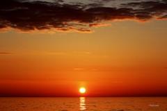 Sinnesrausch im Nordatlantik (IHolzi) Tags: norwegen norway norge nordatlantik sonnenuntergang sunset mittsommer nordmeer meer ozean
