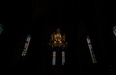 (c) Wolfgang Pfleger-9115 (wolfgangp_vienna) Tags: sweden schweden skandinavien scandinavian kirche church gotik gothic gotisch vadstena leuchter kandelaber