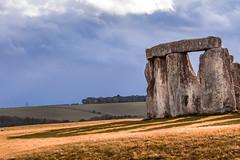 Stonehenge #6 (Cortez_CRO) Tags: england wiltshire salisbury amesbury stonehenge shadow light sun field grass autumn 2016 natgeo ngc