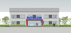 phoi canh 4 (Stephen Trinh) Tags: kien truc nha xuong factory architecture design concept