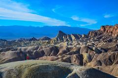 Zabriskie Point - Death Valley National Park - California - USA (TravelMichi) Tags: usa2016 usa travel reisen furnacecreek california us