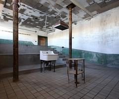 (-IJSC-) Tags: ellisisland ellisislandimmigranthospital urbandecay urbanexploration abandoned abandonedhospital abandonedmorgue morgue abandonednyc abandonednewyorkcity