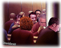 LA MENSA (edoardo.baraldi) Tags: ultimi pasto mangiare fila coda poverta governorenzi verdini carrai carbone fedeli boschi panino renzi indigenti poveri