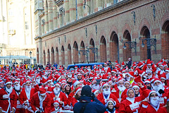 Can you spot a Santa Claus on this picture ? (misi212) Tags: santa claus by thousands
