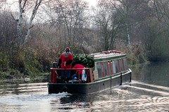 Canal Trip (tycampbe) Tags: ifttt 500px landscape lake people water boat nature river travel tourism tree wood canal vehicle outdoors environment watercraft transportation system