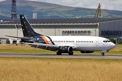 G-ZAPZ Boeing 737-300 Belfast City Airport 18th August 2015 (_Illusion450_) Tags: airplane airport aircraft aviation air belfast aeroplane airline boeing titan airlines aeroport avion 733 b737 b737300 egac bhd 737300 belfastcityairport b733 titanairways gzapz 180815 belfastharbourairport