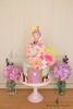 Flower Fairy Cake (Little Cottage Cupcakes) Tags: birthday party flower cakes cake garden cupcakes pastel peony fairy birthdaycake fairies magical gardenparty enchanted peonies fondant cupcaketower sugarart flowerfairy tieredcake fairycake sugarpaste cakeart girlcake littlecottagecupcakes