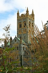 Buckfast Abbey (Envy Photographic) Tags: england church abbey architecture monastery canoneos southdevon canon1785mm bendictine nigelvaux