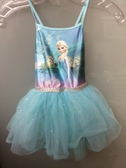 Girls 3 (wardrobe_7ate9) Tags: blue girls light 6 sparkles glitter kids youth frozen dress cross y graphic princess 5 small 4 s strap hm tulle elsa tutu