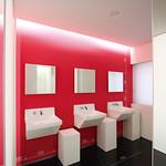 千葉大学工学部10号棟トイレ改修の写真