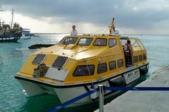 Tender AidaAura on Grand Cayman (roli_b) Tags: island ship grand vessel cayman schiff aura tender kreuzfahrtschiff aida grandcayman aidaaura