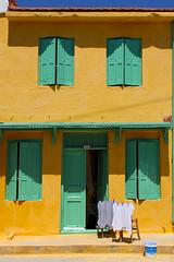 Rethymno house (marcbi91) Tags: house color jaune canon eos couleurs ile greece crete maison isle grèce catchy yallow vives canonites 5dmarkii 5dii