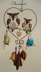 chaveiros! (romelia.artesanatos) Tags: coruja mão tecido chaveiro feito costurinhas