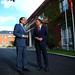 El presidente del Gobierno almuerza con el líder de la oposición (28/10/15)