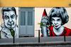 Zabou (dprezat) Tags: street urban paris art film painting movie stencil nikon tag graf montmartre spray peinture aerosol bombe d800 pochoir améliepoulain collignon zabou nikond800