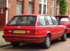 1991 BMW 318i Touring (E30) (rvandermaar) Tags: bmw 1991 touring e30 318i bmw318i bmwe30 bmwtouring bmw318itouring bmw3touring sidecode4 zv66hj