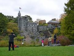 Trip to NYC (heytampa) Tags: nyc newyorkcity ny newyork centralpark manhattan belvederecastle
