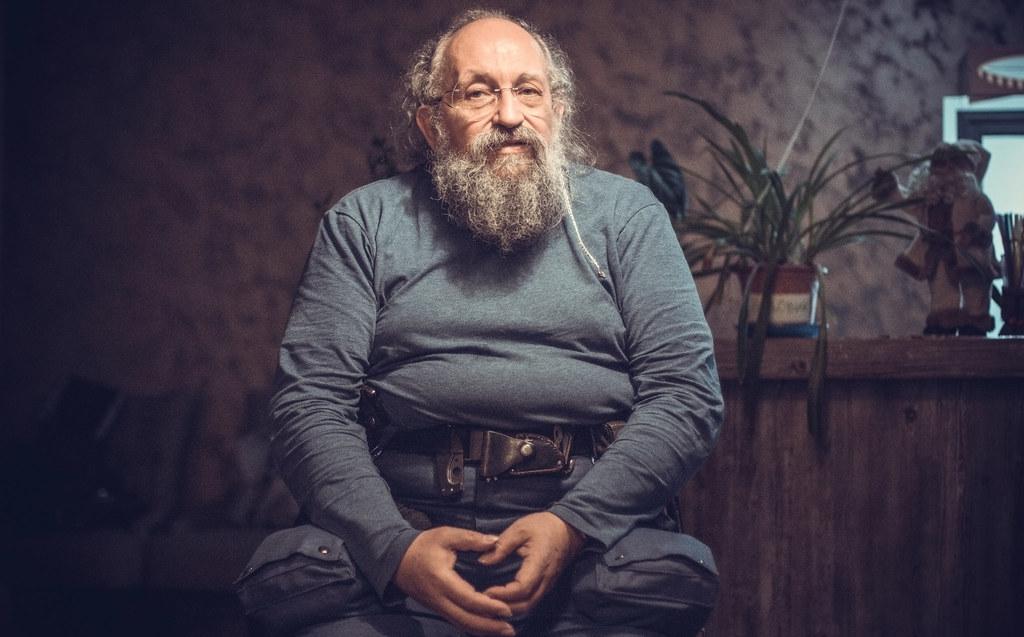 фото: Анатолий Вассерман в Калуге