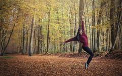 (dimitryroulland) Tags: autumn light fall dance nikon natural 85mm dancer gymnast gymnastics 18 gym d600 dimitry roulland