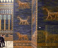 mušḫuššu and Auroch, Ishtar , BabylonGate