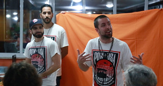 The Peace Poets Perform at Hotel Guantánamo