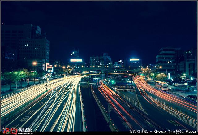 [攝影] 西門町車流
