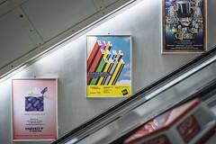 29 November, 16.06 (Ti.mo) Tags: november england london underground advertising poster tube exhibition selected 55mm somersethouse advert gb data islington f25 2015 iso500 0ev highburyislingtonstation •••• ¹⁄₁₂₅secatf25 bigbangdata fe55mmf18za