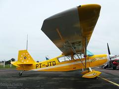 Bellanca 7GCBC Citabria, PT-JTD (Antnio A. Huergo de Carvalho) Tags: aerobatic aerobatics bellanca citabria 7gcbc ptjtd