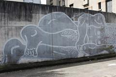 Zoo Project_7391 rue de Bagnolet Paris 20 (meuh1246) Tags: streetart paris ruedebagnolet paris20 zooproject