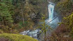 2015-141029 (jjdun7) Tags: water oregon creek forest river landscape waterfall buttecreekfalls santiamstateforest oldandabanded