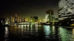 City Night Water River Rippled Riverside Urban Nightphotography (OiMax) Tags: city night water river rippled riverside urban nightphotography