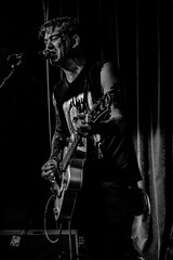 X-Ray Cat Trio at The Finsbury Pub, London, Sept 18 2016 (draGnet ) Tags: ldn band bass blackwhite concert concertphotography dark doublebass drums frontman guitars london musicians people psychobilly punk roadkillrecords rocknroll rockabilly september2016 thefinsbury xraycattrio