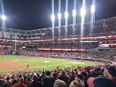 20161014_200924_Richtone(HDR) (reddawg5357) Tags: progressivefield clevelandindians cleveland clevelandohio chiefwahoo alcs indians tribetown tribetime mlb baseball bluejays